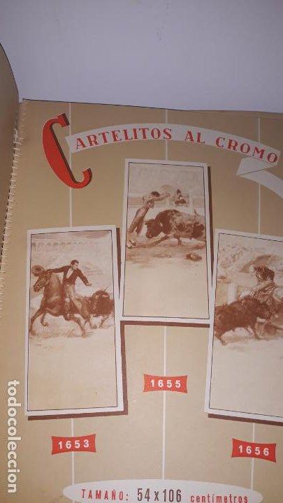 Tauromaquia: catalogo de propaganda taurina 1959,imprenta litografia ortega valencia-españa - Foto 6 - 202268396
