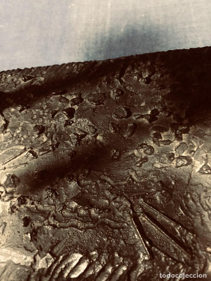 Tauromaquia: bronce tauromaquia toros garrochista caballo sombrero cordobes firma moran 8/100 1983 43x38cms - Foto 22 - 203790133