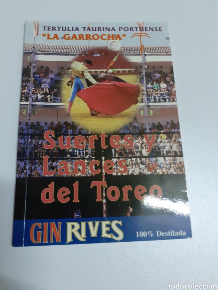 Tauromaquia: Dos libros de la tertulia Portuense La Garrocha, año 2005 - Foto 5 - 206941092