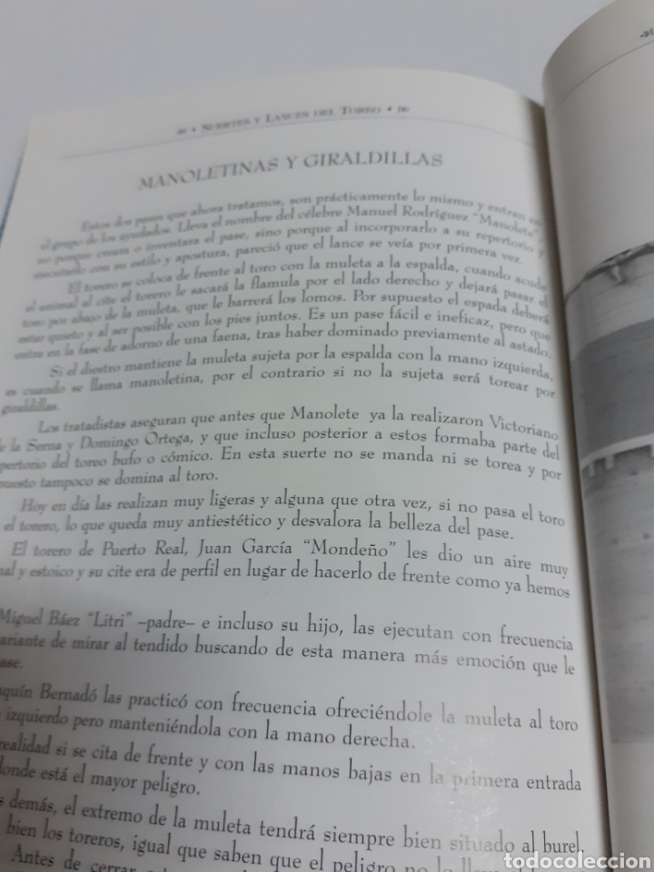 Tauromaquia: Dos libros de la tertulia Portuense La Garrocha, año 2005 - Foto 6 - 206941092
