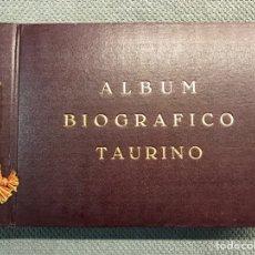 Tauromaquia: TAUROMAQUIA. CURRO MELOJA. ALBUM COMPLETO DE LOS TOREROS DE UNA PASADA ÉPOCA.. (H.1945?). Lote 209372157