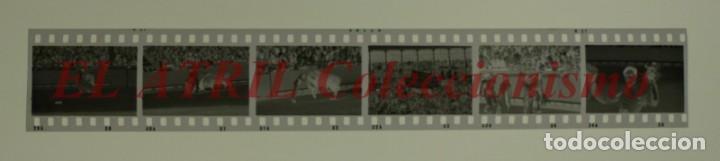 Tauromaquia: VALENCIA TOROS FALLAS AÑO 1965, 33 CLICHES NEGATIVOS DE 35 mm EN CELULOIDE, PUERTA, CAMINO, MACARENO - Foto 30 - 210670572