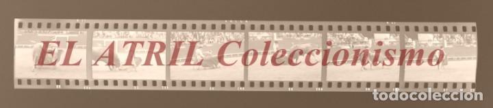 Tauromaquia: VALENCIA TOROS FALLAS AÑO 1965, 33 CLICHES NEGATIVOS DE 35 mm EN CELULOIDE, PUERTA, CAMINO, MACARENO - Foto 43 - 210670572