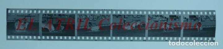 Tauromaquia: VALENCIA TOROS FALLAS AÑO 1965, 33 CLICHES NEGATIVOS DE 35 mm EN CELULOIDE, PUERTA, CAMINO, MACARENO - Foto 44 - 210670572