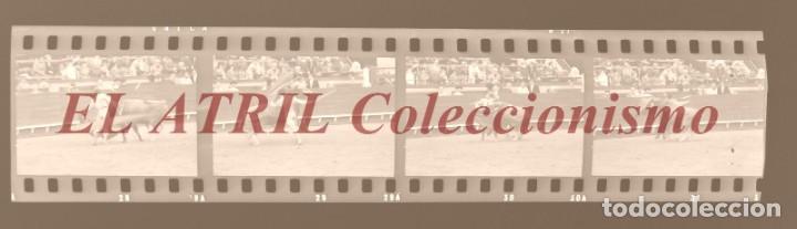 Tauromaquia: VALENCIA TOROS FALLAS AÑO 1965, 33 CLICHES NEGATIVOS DE 35 mm EN CELULOIDE, PUERTA, CAMINO, MACARENO - Foto 57 - 210670572