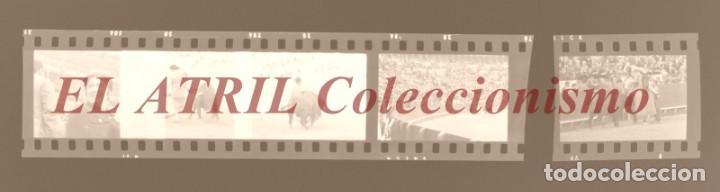 Tauromaquia: VALENCIA TOROS FALLAS AÑO 1965, 33 CLICHES NEGATIVOS DE 35 mm EN CELULOIDE, PUERTA, CAMINO, MACARENO - Foto 67 - 210670572