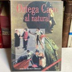 Tauromaquia: AÑO 1998 - ORTEGA CANO AL NATURAL POR DOMINGO BELTRÁN CORBALÁN - TOROS TOREROS. Lote 210965952