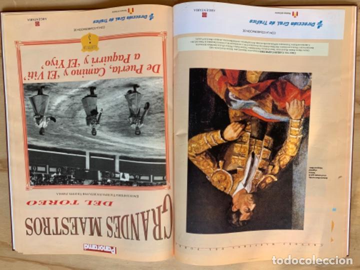 Tauromaquia: Grandes Maestros del Toreo - Foto 2 - 212390993
