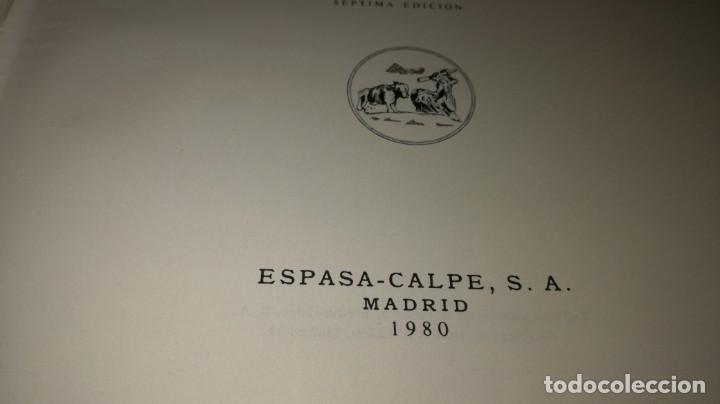 Tauromaquia: LOS TOROS - JOSE Mº DE COSSIO - 2 TRATADO TECNICO HISTORICO - ESPASA TAUROMAQUIA A503 - Foto 5 - 215952080