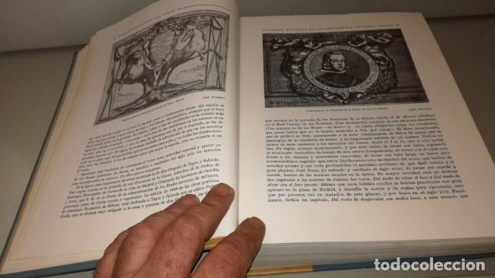 Tauromaquia: LOS TOROS - JOSE Mº DE COSSIO - 2 TRATADO TECNICO HISTORICO - ESPASA TAUROMAQUIA A503 - Foto 6 - 215952080