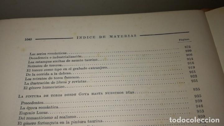 Tauromaquia: LOS TOROS - JOSE Mº DE COSSIO - 2 TRATADO TECNICO HISTORICO - ESPASA TAUROMAQUIA A503 - Foto 22 - 215952080