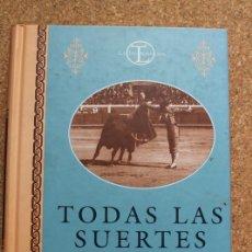 Tauromaquia: TODAS LAS SUERTES POR SUS MAESTROS. RAMÓN (JOSÉ LUIS) MADRID, ESPASA, 1998.. Lote 218016247