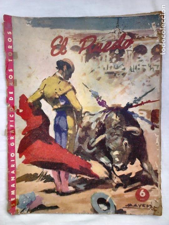Tauromaquia: Lote 19 números revista taurina El Ruedo / TAUROMAQUIA, TOROS, TOREROS - Foto 2 - 184489435