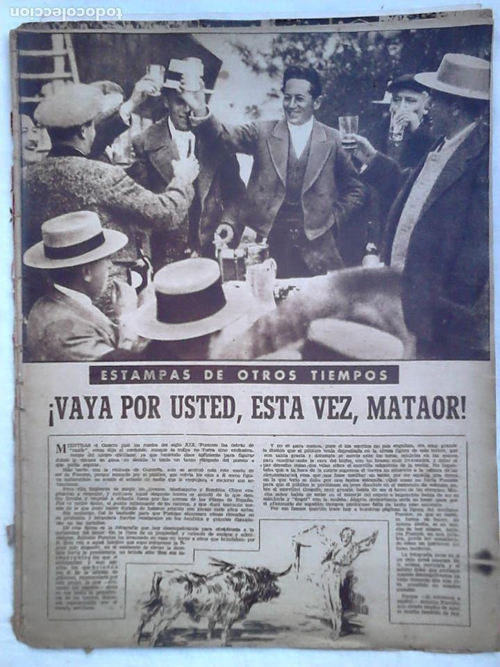 Tauromaquia: Lote 19 números revista taurina El Ruedo / TAUROMAQUIA, TOROS, TOREROS - Foto 22 - 184489435