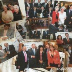 Tauromaquia: MAS DE 250 FOTOGRAFIAS TAURINAS. PREMIOS J5 DIFERENTES AÑOS. Lote 219263540