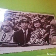 Tauromaquia: TORERO BIENVENIDA CON SU MUJER 1941 BARCELONA. Lote 219462968