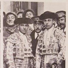 Tauromaquia: 1913 2 HOJAS.BELMONTE,POSADA,BIENVENIDA,MARTIN VAZQUEZ,CONEJITO,COCHERITO. TOROS MADRID CARABANCHEL. Lote 221446431
