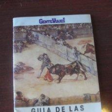 Tauromaquia: GUIA DE LAS FERIAS TAURINAS ( 1988 ) TORO - LOCALES AMBIENTE TAURINO , DIESTROS, TOREROS, GANADERIAS. Lote 222375956
