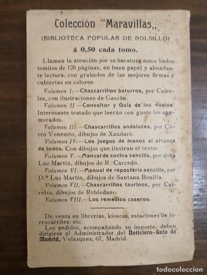 Tauromaquia: CHASCARRILLOS TAURINOS. Recopilados y coleccionados por ... CAIRELES. - Foto 2 - 222355198