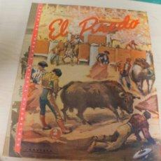 Tauromaquia: REVISTA PERIODICO TAURINA EL RUEDO AÑO 1949 Nº 266. Lote 222833733