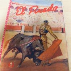 Tauromaquia: REVISTA PERIODICO TAURINA EL RUEDO ENERO AÑO 1946 Nº 81. Lote 222834517