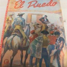 Tauromaquia: REVISTA PERIODICO TAURINA EL RUEDO FEBRERO AÑO 1945 Nº 37. Lote 222834951