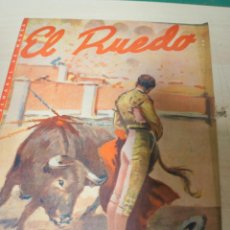 Tauromaquia: REVISTA PERIODICO TAURINA EL RUEDO FEBRERO AÑO 1945 Nº 36. Lote 222835035