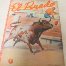 Tauromaquia: REVISTA PERIODICO TAURINA EL RUEDO ENERO AÑO 1945 Nº 31. Lote 222835155