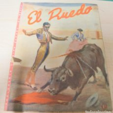 Tauromaquia: REVISTA PERIODICO TAURINA EL RUEDO DICIEMBRE AÑO 1944 Nº 26. Lote 222835538