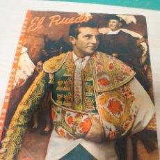 Tauromaquia: REVISTA PERIODICO TAURINA EL RUEDO SEPTIEMBRE AÑO 1955 Nº 586. Lote 222835787