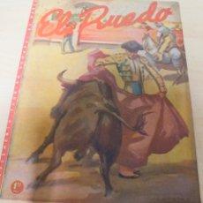 Tauromaquia: REVISTA PERIODICO TAURINA EL RUEDO FEBRERO AÑO 1945 Nº 35. Lote 222836021