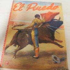 Tauromaquia: REVISTA PERIODICO TAURINA EL RUEDO ENERO AÑO 1945 Nº 34. Lote 222836107