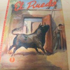 Tauromaquia: REVISTA PERIODICO TAURINA EL RUEDO MARZO DEL AÑO 1946 Nº 91. Lote 222836447