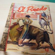 Tauromaquia: REVISTA PERIODICO TAURINA EL RUEDO SEPTIEMBRE DEL AÑO 1945 Nº 65. Lote 222837672