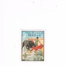 Tauromaquia: PROGRAMA DE MANO PLAZA DE TOROS DE SEVILLA FERIA DE ABRIL 1977 MAESTRANZA. Lote 224109290