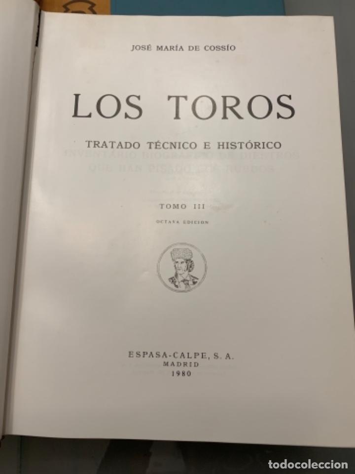 Tauromaquia: 5 libros los toros - Foto 3 - 227078260