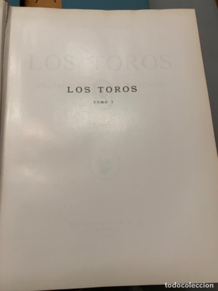 Tauromaquia: 5 libros los toros - Foto 8 - 227078260