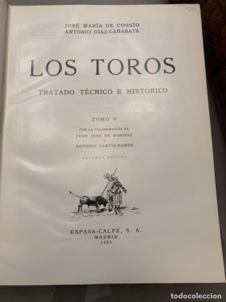 Tauromaquia: 5 libros los toros - Foto 11 - 227078260