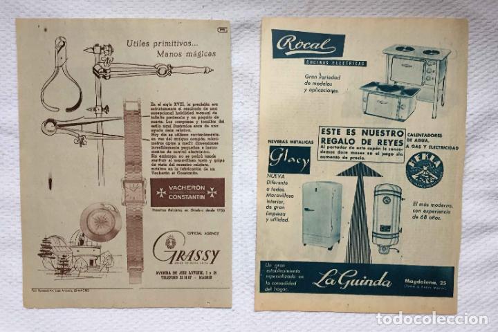 Tauromaquia: Artículos: El año taurómaco (Selipe, 1956) y Temporada de toros (Díaz Cañabate, 1959) ABC Originales - Foto 5 - 233523930