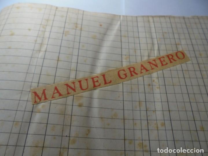 Tauromaquia: magnifico antiguo album con recortes de diarios toros y entradas - Foto 3 - 234708295