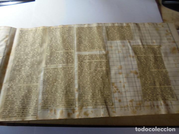Tauromaquia: magnifico antiguo album con recortes de diarios toros y entradas - Foto 44 - 234708295