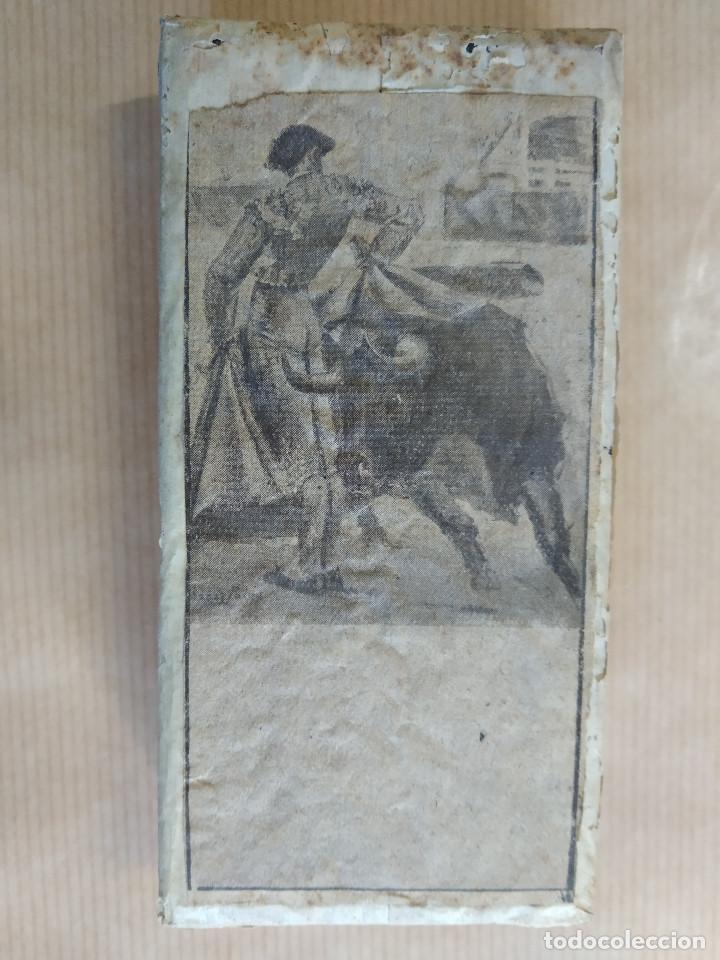 TOROS, PACO CAMINO. ANTIGUO TAMPON PLANCHA DE MADERA Y METAL, IMPRENTA ORTEGA. (Coleccionismo - Tauromaquia)