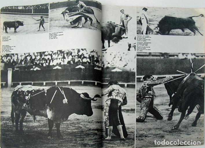 Tauromaquia: Album 1967 Toros. Toreros, ganaderias, reglamento, suertes. Joker. Buen estado - Foto 2 - 235974355
