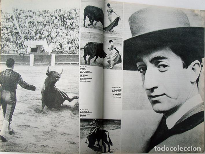 Tauromaquia: Album 1967 Toros. Toreros, ganaderias, reglamento, suertes. Joker. Buen estado - Foto 3 - 235974355