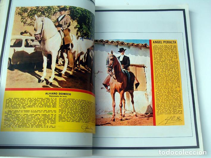 Tauromaquia: ALBUM 1967 Toros. Toreros, ganaderias, reglamento, suertes. Joker. Buen estado - Foto 4 - 235974355