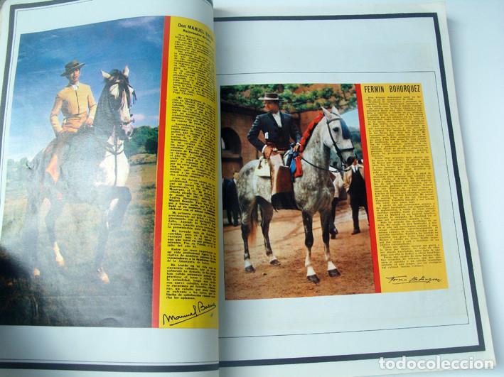 Tauromaquia: ALBUM 1967 Toros. Toreros, ganaderias, reglamento, suertes. Joker. Buen estado - Foto 5 - 235974355