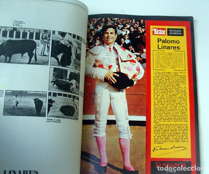 Tauromaquia: Album 1967 Toros. Toreros, ganaderias, reglamento, suertes. Joker. Buen estado - Foto 7 - 235974355