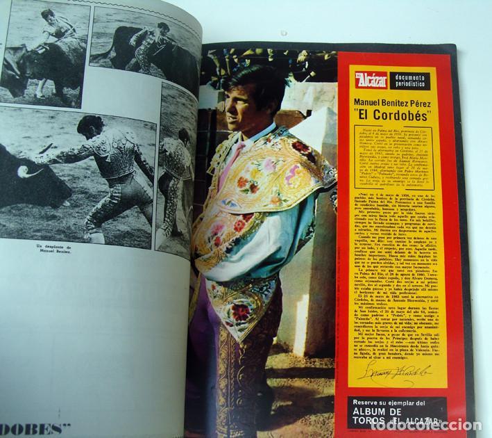 Tauromaquia: Album 1967 Toros. Toreros, ganaderias, reglamento, suertes. Joker. Buen estado - Foto 8 - 235974355