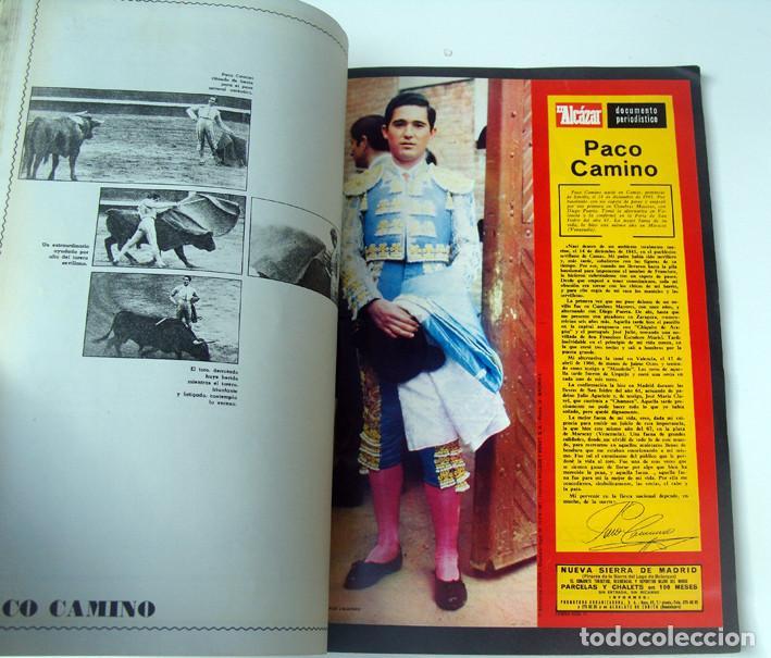 Tauromaquia: Album 1967 Toros. Toreros, ganaderias, reglamento, suertes. Joker. Buen estado - Foto 10 - 235974355