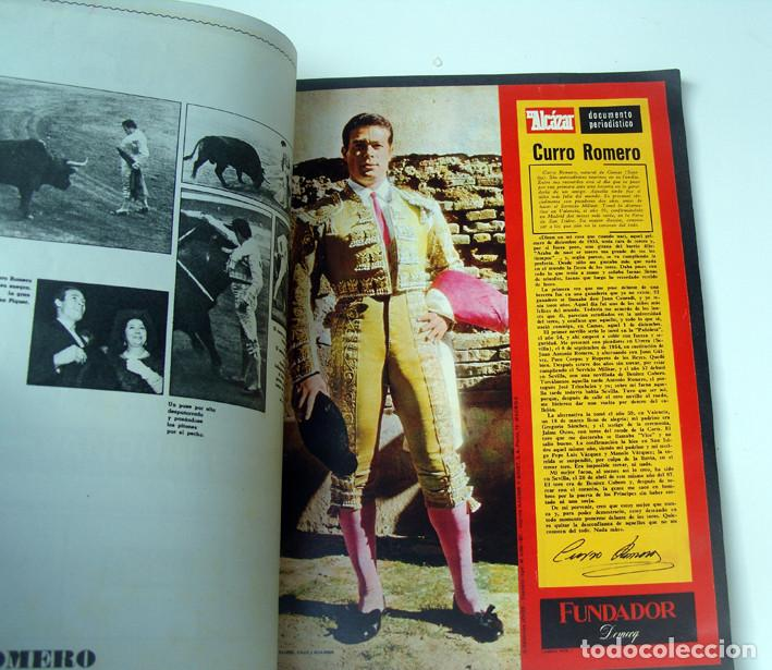 Tauromaquia: Album 1967 Toros. Toreros, ganaderias, reglamento, suertes. Joker. Buen estado - Foto 11 - 235974355